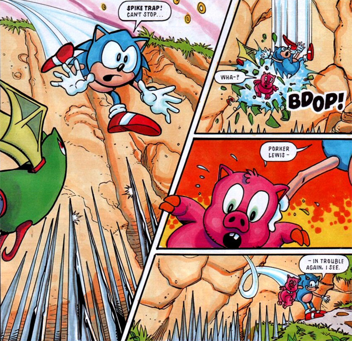 sonic-the-comic-porker-lewis