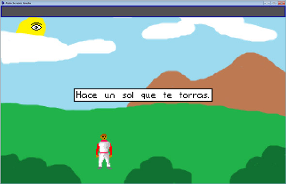 Adventure Game Studio ejemplo
