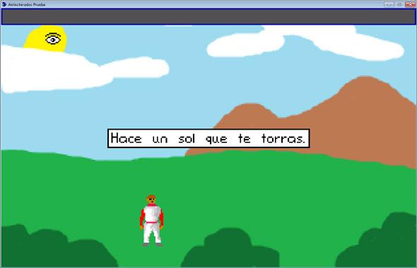 Adventure Game Studio ejemplo
