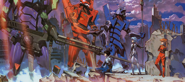 evangelion featured